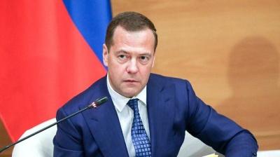 Россия наказала Украину санкциями