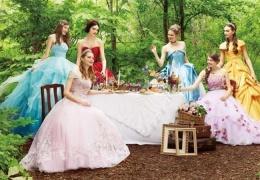 Эти платья диснеевских принцесс превратят вашу свадьбу в сказку