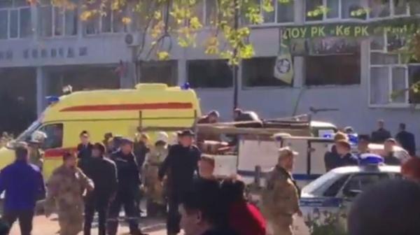 Стали известны подробности взрыва в Крыму