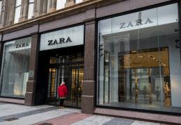 Zara закроет 1200 магазинов по всему миру