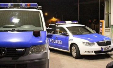 В Пыхья-Таллинне задержан подозреваемый в вооруженном ограблении магазина