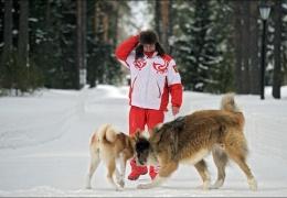 Путин и его собаки. Собаки и их Путин