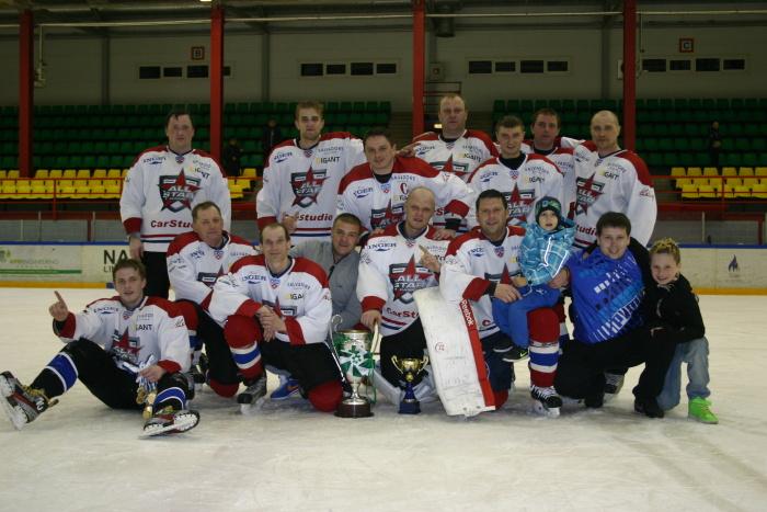 Narva Stars - чемпион Ида-Вирумаа по хоккею