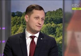 Дмитрий Дмитриев: рискованно привязать финансирование Ида-Вирумаа к плате за окружающую среду