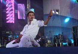 """На концерте в Самаре Дима Билан напугал зрителей своим """"странным"""" поведением"""
