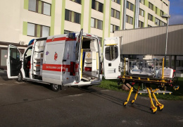 Таллинскую детскую больницу готовят к приему пациентов с COVID-19