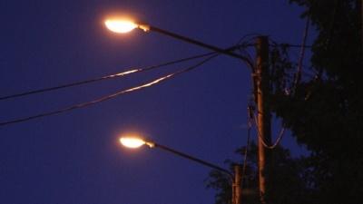 Нарва хочет обновить уличное освещение за счет европейских денег