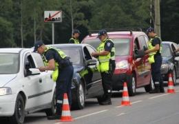 Ида-Вируский уезд оказался на втором месте по числу задержанных пьяных водителей