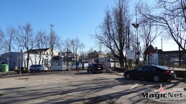На майские праздники в Эстонию приехало рекордное количество россиян