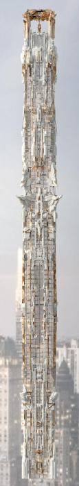 Фантастический небоскреб