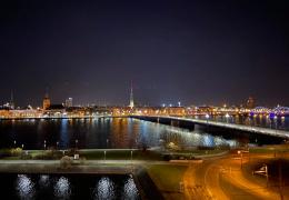 В Латвии к 2040 году планируется построить 1000 километров автомагистралей