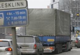 Партс: от платных дорог пострадает эстонский экспорт