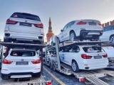140 BMW на Красной площади ожидают российских медалистов Олимпиады-2018