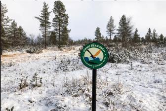 В Финляндии охотник случайно застрелил велосипедиста