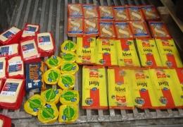 Россельхознадзор нашел в Ивангороде склад с запрещенными продуктами из Эстонии