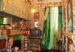 """Интерьеры магаданской квартиры, обставленной """"по-бохатаму"""""""