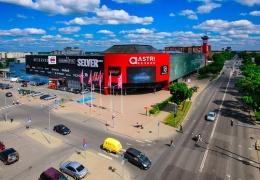 В Нарве ужесточили контроль за ношением масок в торговых центрах
