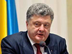 """Порошенко просит Россию закрыть границу: мир воцарится """"в течение трех недель"""""""