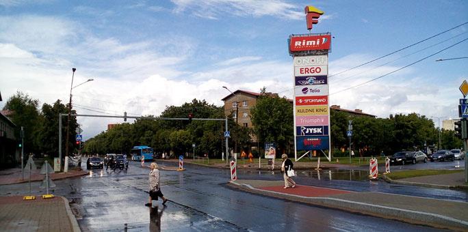 Скоростью движения пожертвуют ради безопасности пешеходов