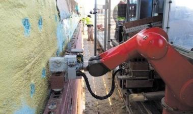 В Англии появится робот-каменщик