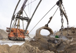 Из-за снижения добычи сланца бюджет Нарва-Йыэсуу потеряет 700 000 евро
