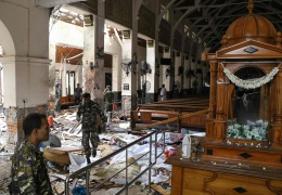 Более 200 человек погибли и сотни пострадали в серии взрывов на Шри-Ланке