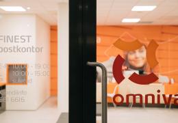 Компания Omniva из-за коронавируса закрыла или сократила время работы почтовых отделений
