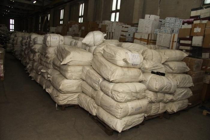 В Ивангороде в двух вагонах обнаружили контрабандные товары на 300 000 евро
