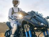 Новый трехколёсный мотоцикл Yamaha Niken