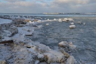 На следующей неделе в Эстонии мороз до 14 градусов