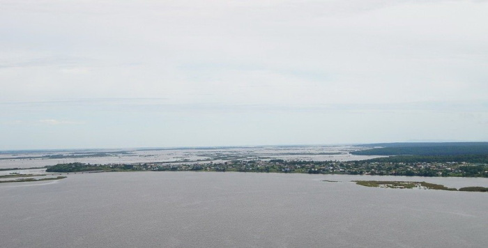 Потоп в Хабаровске и некоторых селах Хабаровского края