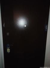 Входная дверь, с которой не все в прядке