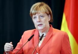 Меркель: словами ИГ не убедить – значит, с ними надо бороться силовыми методами
