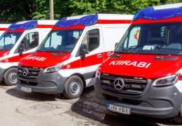 Таллиннская скорая помощь уволит медработников, которые откажутся вакцинироваться