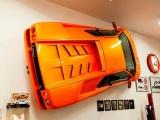 """Придайте вашему дому уникальный стиль: на продажу выставили """"настенный"""" Lamborghini Diablo"""