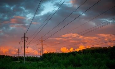 Штормовой ветер обесточил 13 000 домов в Эстонии