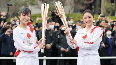 Церемония зажжения олимпийского огня пройдет без зрителей