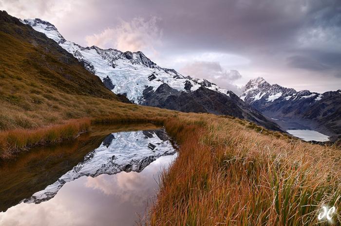 Удивительные картинные пейзажи фотографа Джошуа Криппса