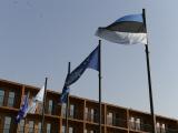 ФОТО: в Нарве торжественно открыли совместный учебно-жилой комплекс Академии МВД и ТУ
