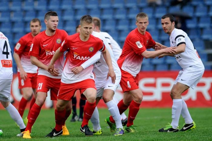 Танель Тамберг может сыграть в составе сборной Эстонии U-23 против сборной Латвии