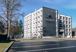 Отель Noorus SPA Inn в Нарва-Йыэсуу закрылся, сократив около 20 работников