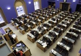 Назначено внеочередное заседание: Рийгикогу сегодня будет выбирать президента страны