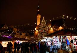 """""""АК"""": Тарту и Пярну изучают возможность отказаться от фейерверков в новогоднюю ночь"""