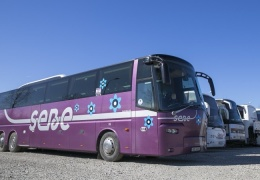 С сентября фирма Sebe закроет пятничную линию Таллинн-Нарва
