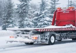 В ночь с 17 на 18 января в Нарве будут эвакуировать неправильно припаркованные автомобили