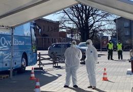 В Ида-Вирумаа выявлен новый очаг заражения коронавирусом
