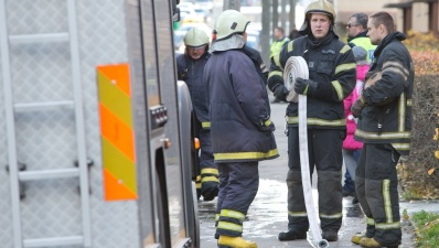 Один человек пострадал при взрыве в жилом доме в Нарве
