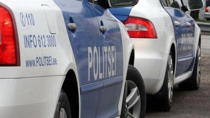 В ДТП в Ида-Вирумаа пострадал водитель легковушки