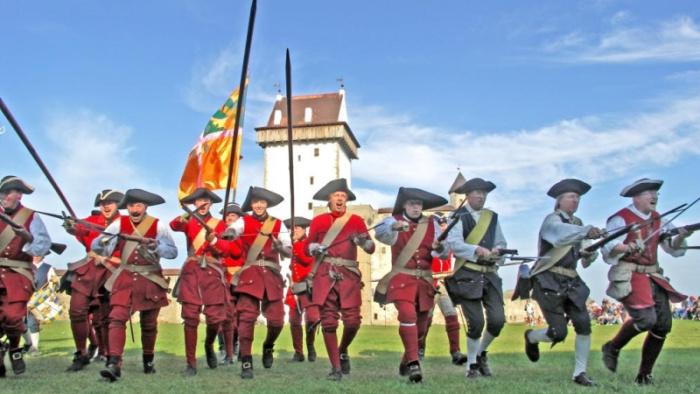 На выходных в Нарве пройдет исторический фестиваль «Нарвская битва»
