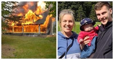 Типичный день в Новой Зеландии: утро началось с пожара, а закончилось угнанным авто